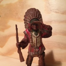 Figuras de Goma y PVC: INDIO LAFREDO GRANDE. Lote 59445940