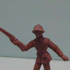 Figuras de Goma y PVC: ANTIGUA FIGURA COMANSI. SOLDADO FRANCÉS. SERIE EJÉRCITOS DEL MUNDO. PLÁSTICO.. Lote 59637020