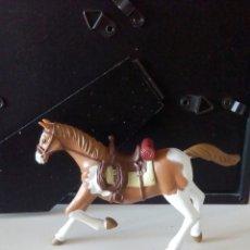 Figuras de Goma y PVC: FIGURA PVC CABALLO COMANSI. OESTE.. Lote 59660327