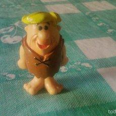 Figuras de Goma y PVC: LOS PICAPIEDRA FIGURA PABLO MARMOL.AÑOS 80. Lote 59671051
