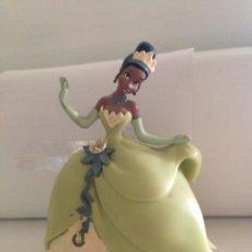 Figuras de Goma y PVC: FIGURA PVC DISNEY BULLYLAND PRINCESA DIANA Y EL SAPO. Lote 59712781
