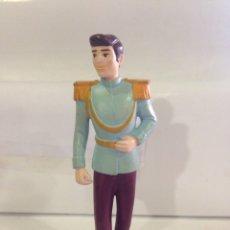 Figuras de Goma y PVC: FIGURA PVC PRINCIPE CENICIENTA BULLY BULLYLAND DISNEY. Lote 59714300