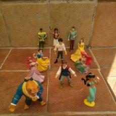 Figuras de Goma y PVC: LOTE 11 FIGURAS PVC BULLYLAND . VARIOS PERSONAJES DISNEY.. Lote 59758025