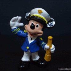 Figuras de Goma y PVC: FIGURA O MUÑECO GOMA PVC MICKEY MARINO -DISNEY - BULLY. Lote 59774780
