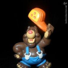 Figuras de Goma y PVC: ALFRED J. KWAK SERIE TV. - FIGURA PVC, SCHLEICH 1990.. Lote 59832368