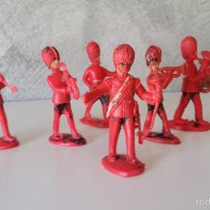 Figuras de Goma y PVC: FIGURAS BANDA MÚSICA ORQUESTA PVC. Lote 59892143