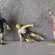 Figuras de Goma y PVC: ANTIGUOS FUTBOLISTAS PVC. Lote 59893507