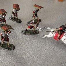 Figuras de Goma y PVC: UNIMAX. SOLDADOS ROMANOS . Lote 59964791