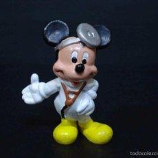 Figuras de Goma y PVC: FIGURA O MUÑECO GOMA PVC - MICKEY DOCTOR- BULLY. Lote 60076607