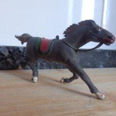Figuras de Goma y PVC: CABALLO EN GOMA JECSAN / PECH. Lote 60079387