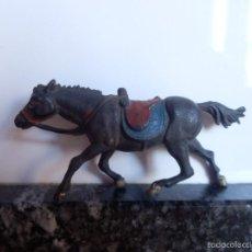 Figuras de Goma y PVC: CABALLO EN GOMA JECSAN / PECH. Lote 60079415