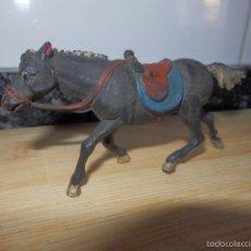 Figuras de Goma y PVC: CABALLO EN GOMA JECSAN / PECH. Lote 60079467