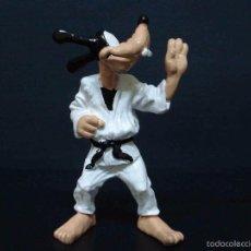 Figuras de Goma y PVC: FIGURA O MUÑECO GOMA PVC - GOOFY KARATE - BULLY. Lote 60080303