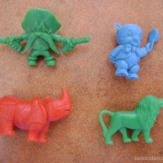 Figuras de Goma y PVC: FIGURITAS DE DUNKIN WARNER.. Lote 60264231