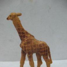 Figuras de Goma y PVC: OMO - ANIMAL DE PLÁSTICO JIRAFA. Lote 60409079