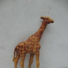 Figuras de Goma y PVC: OMO - ANIMAL DE PLÁSTICO JIRAFA. Lote 60409191