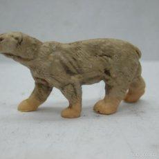 Figuras de Goma y PVC: OMO - ANIMAL DE PLÁSTICO OSO POLAR. Lote 60415843