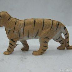 Figuras de Goma y PVC: OMO - ANIMAL DE PLÁSTICO TIGRE. Lote 60415915