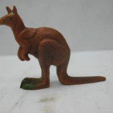 Figuras de Goma y PVC: OMO - ANIMAL DE PLÁSTICO CANGURO. Lote 60416511
