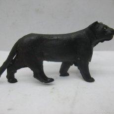 Figuras de Goma y PVC: OMO - ANIMAL DE PLÁSTICO PANTERA NEGRA. Lote 60420243