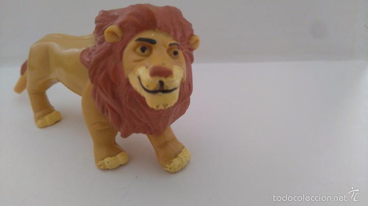 Figuras de Goma y PVC: Figura León de comansi - Foto 3 - 60441787