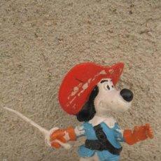 Figuras de Goma y PVC: D'ARTACAN - D'ARTACAN Y LOS TRES MOSQUEPERROS - FIGURA DE PVC - BRB - STARTOYS - AÑO 1989.. Lote 60446791