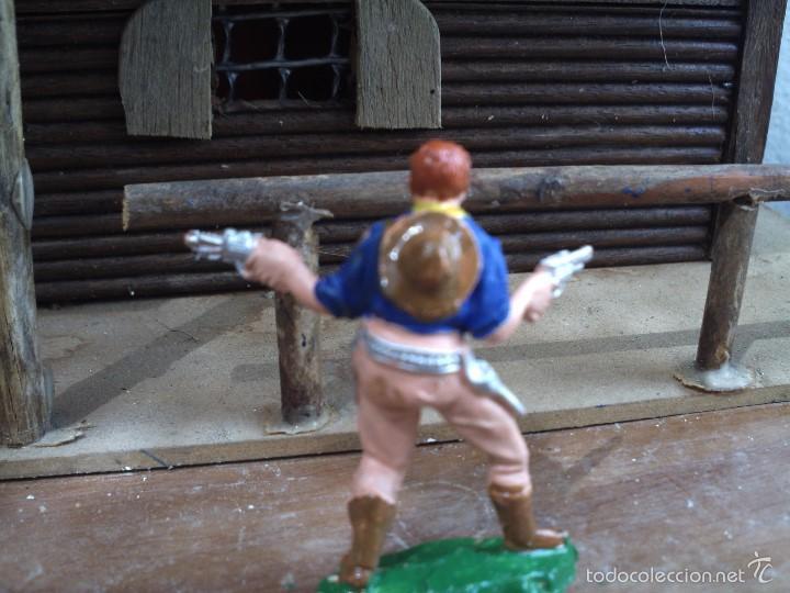 Figuras de Goma y PVC: vaquero de reamsa - Foto 2 - 60509403