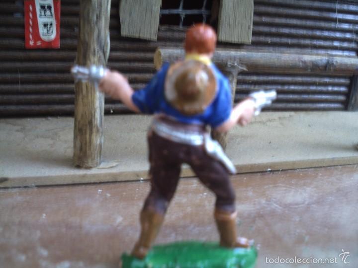 Figuras de Goma y PVC: vaquero de reamsa - Foto 2 - 60518167