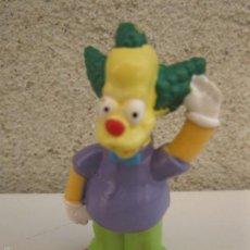 Figuras de Goma y PVC: KRUSTY EL PAYASO - FIGURA DE PVC - LOS SIMPSON - FOX - AÑO 1997.. Lote 60525191