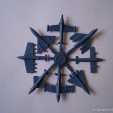 Figuras de Goma y PVC: MONTAPLEX COLADA DE AVIONES. Lote 111073672