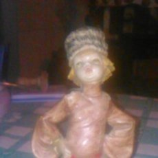 Figuras de Goma y PVC: PRECIOSO MUÑECO RUSODE GOMA DURA, DEPOSE ITALY 606. Lote 60675407