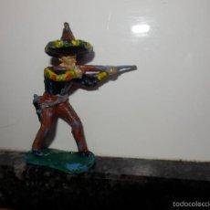 Figuras de Goma y PVC: MEXICANO CHARRO FIGURA DE PVC OESTE. Lote 60795603