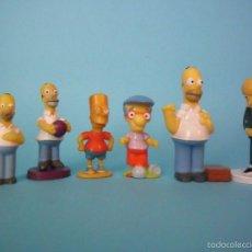 Figuras Kinder: THE SIMPSONS LOTE FIGURAS KINDER. Lote 60863499