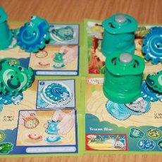 Figuras Kinder: KINDER - BUGSACTION - 4 FIGURITAS. Lote 60868183