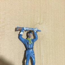 Figuras de Goma y PVC: FIGURA PVC COMANSI PISTOLERO. Lote 60886026