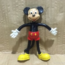 Figuras de Goma y PVC: FIGURA PVC FLEXIBLE MICKEY MOUSE BULLY BULLYLAND 1985 GERMANY. Lote 60962167