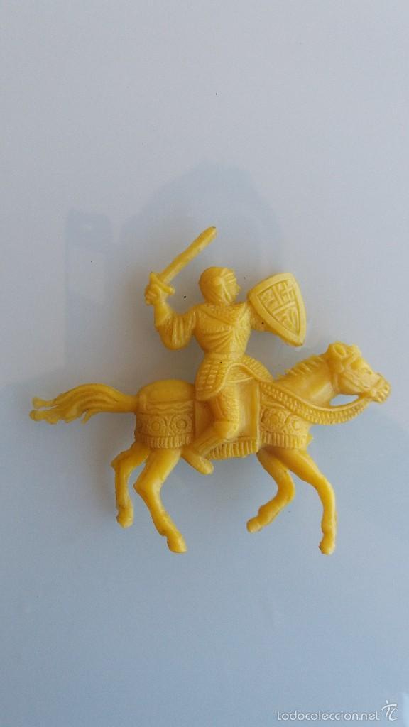ANTIGUA FIGURA JECSAN ORIGINAL LOTE 29 (Juguetes - Figuras de Goma y Pvc - Jecsan)