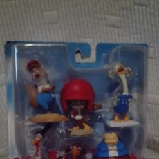 Figuras de Goma y PVC: BLISTER FIGURAS PVC O GOMA DURA CHICKEN LITTLE DISNEY HASBRO N2. Lote 61152071