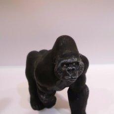Figuras de Goma y PVC: FIGURA GORILA EN RESINA - NUEVA. Lote 61186563