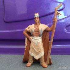 Figuras de Goma y PVC: FIGURA PVC ORIGINAL POCAHONTAS WALT DISNEY BULLY. Lote 61470927