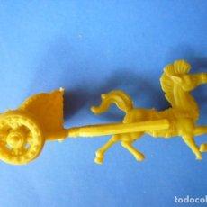 Figuras de Goma y PVC: CARRO ROMANO CREADECO RARO AÑOS 60. Lote 61502791
