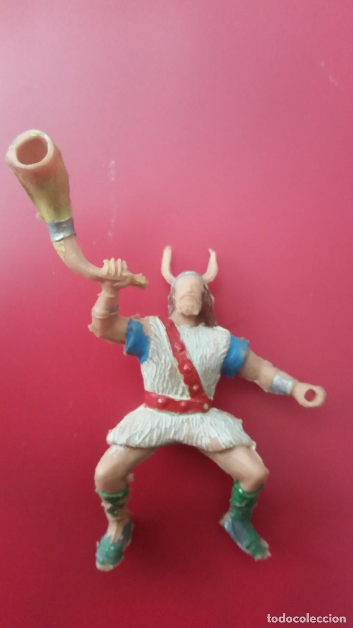 Figuras de Goma y PVC: ESTEREOPLAST COLECCION 8 FIGURAS E IVAN SANKARA SING LI KVEI PLUMITA SIGRID GOODFRED CAPITAN TRUENO - Foto 5 - 61670044