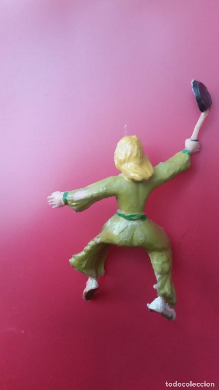 Figuras de Goma y PVC: ESTEREOPLAST COLECCION 8 FIGURAS E IVAN SANKARA SING LI KVEI PLUMITA SIGRID GOODFRED CAPITAN TRUENO - Foto 8 - 61670044