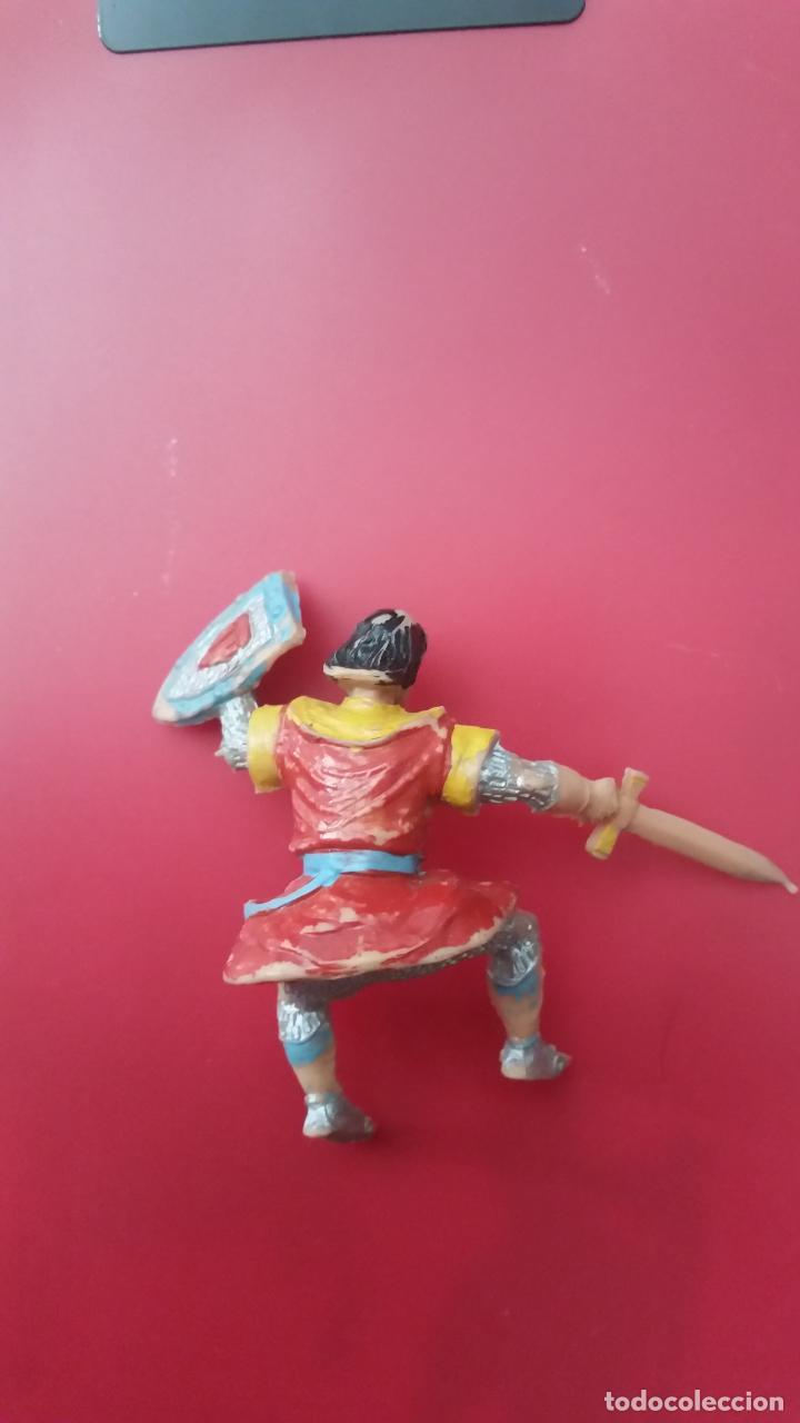 Figuras de Goma y PVC: ESTEREOPLAST COLECCION 8 FIGURAS E IVAN SANKARA SING LI KVEI PLUMITA SIGRID GOODFRED CAPITAN TRUENO - Foto 10 - 61670044