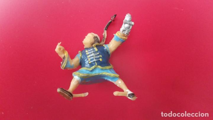 Figuras de Goma y PVC: ESTEREOPLAST COLECCION 8 FIGURAS E IVAN SANKARA SING LI KVEI PLUMITA SIGRID GOODFRED CAPITAN TRUENO - Foto 15 - 61670044
