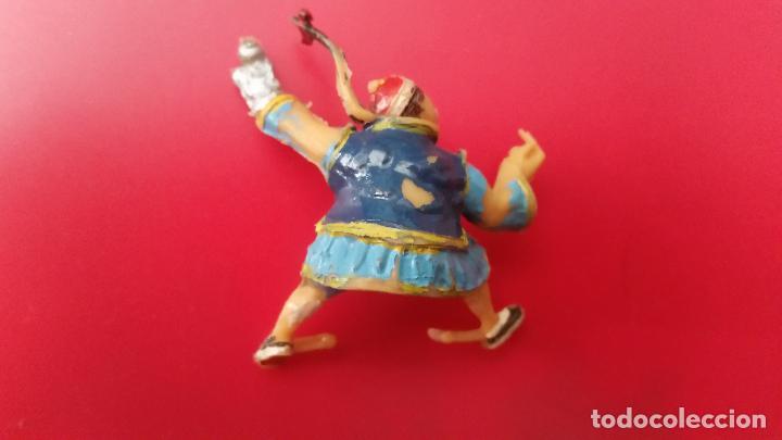 Figuras de Goma y PVC: ESTEREOPLAST COLECCION 8 FIGURAS E IVAN SANKARA SING LI KVEI PLUMITA SIGRID GOODFRED CAPITAN TRUENO - Foto 16 - 61670044