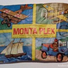 Figuras de Goma y PVC: SOBRE MONTAPLEX SIN ABRIR NÚMERO 405.. Lote 61694160