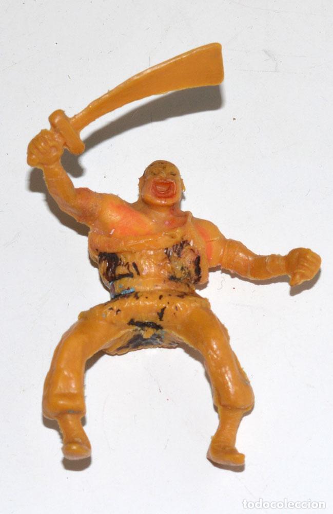 Figuras de Goma y PVC: ESTEREOPLAST - KARAKAN, EN PLÁSTICO, CIRCA 1960 - Foto 3 - 61743784