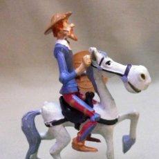 Figuras de Goma y PVC: FIGURA DE PVC, DON QUIJOTE DE LA MANCHA, COMICS SPAIN, ROMAGOSA, 1987. Lote 61747000