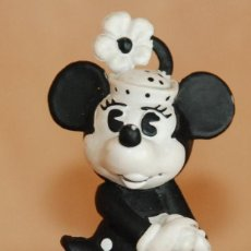 Figuras de Goma y PVC: FIGURA MINNIE MINIE MOUSE WALT DISNEY PRODUCTIONS BULLY GERMANY 1984. Lote 61850960